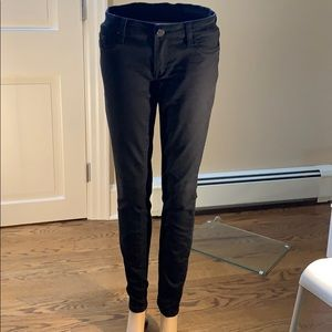 Blank NYC black denim jeans